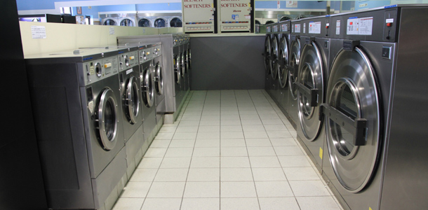 Brampton laundry high